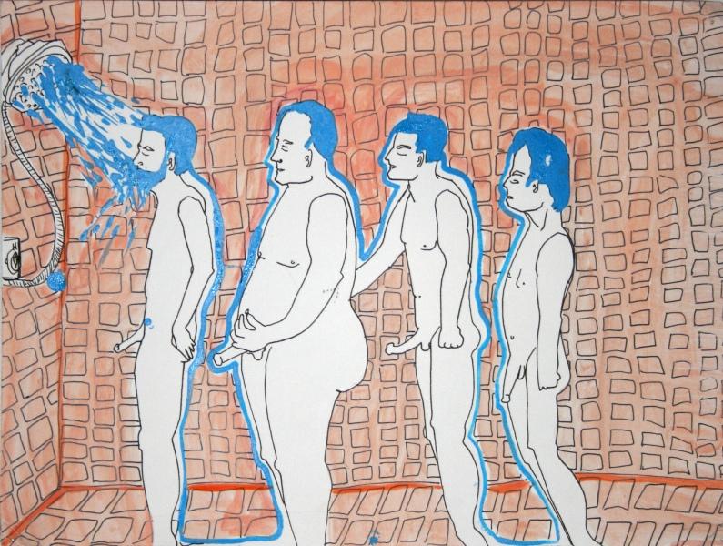 Hotties in the Shower 2009